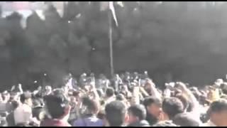 طلاب مدرسة الكويت بصنعاء يطردون رئيس اللجنة الثورية
