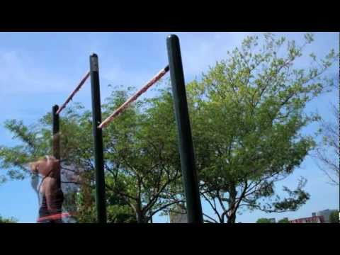 Urban Jungle Workout - Urbanathlon Video