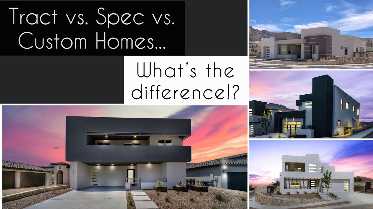 Home Building 101: Which New Home is Best??
