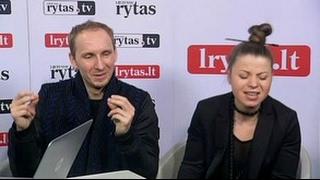 """Lrytas.tv studijoje """"Eurovizijos"""" atrankos nugalėtojai """"Fusedmarc"""" uždainavo gyvai"""