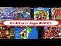Os Jogos mais Vendidos do Super Nintendo