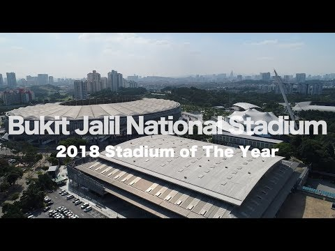 2018 Stadium of The Year - Bukit Jalil National Stadium, Kua
