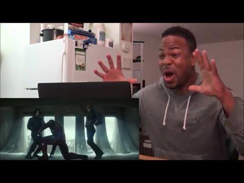 Captain America: Civil War - Trailer World Premiere REACTION!!!