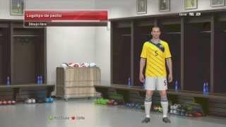 Modo Edición - Como Crear el Nuevo Uniforme de la Selección Colombia PES 2014 para el Mundial