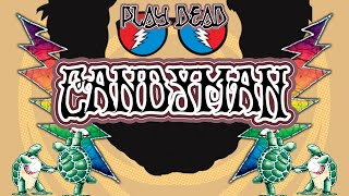 HOW TO PLAY CANĎYMAN   Grateful Dead Lesson   Play Dead