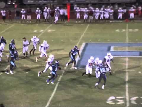 Fairfax 2011  3 Brandon Jones SR Highlights RBLB