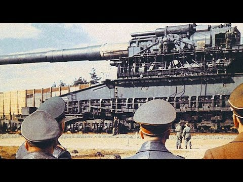 10 INSANE Weapons Invented by the German Army! thumbnail