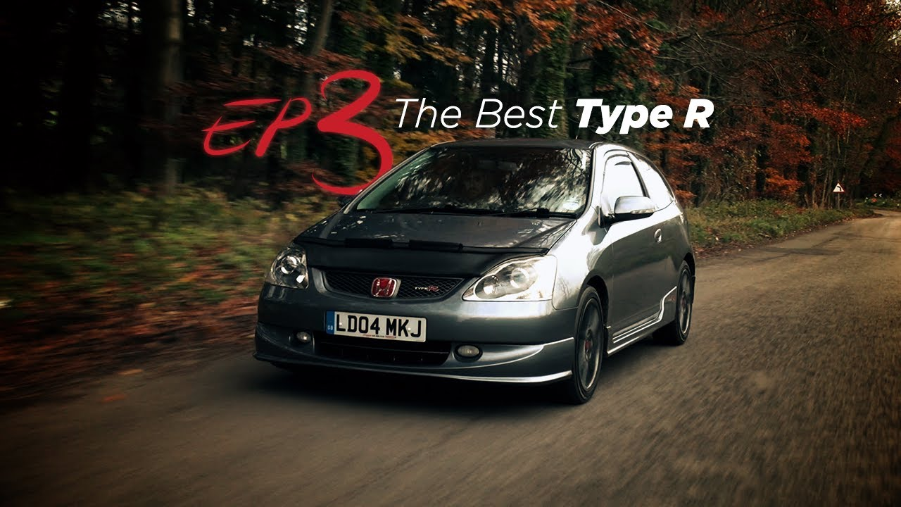 This EP3 Is The Best Civic Type R Honda Ever Made Car Throttle