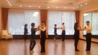 """Пробный урок группы """"Отличный Возраст"""" в школе танцев Романа Ковгана"""