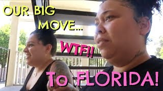 They gave me The WRONG APARTMENT!   MOVING to FLORIDA from DALLAS