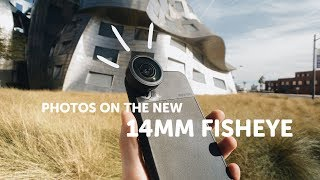 Taylor Shows You How To Shoot Everyday Photos On A Fisheye Lens