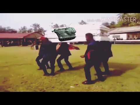 Мем танец с гробом в World Of Tanks Blitz