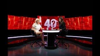 """Premiera emisiunii """"40 de intrebari cu Denise Rifai"""", astăzi, 6 octombrie, începând cu ora 23:00! El"""