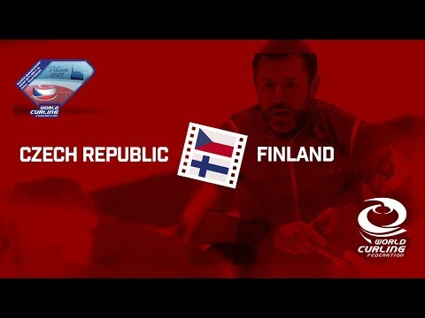 HIGHLIGHTS: Czech Republic v Finland - Men - Olympic Qualification Event 2017