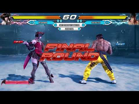 mYi KiraKira (Eliza) vs Superuzz (Law), Grand Final @Busan Battle