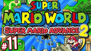 Super Mario Advance 2 - Annihilated By Balls   PART 11