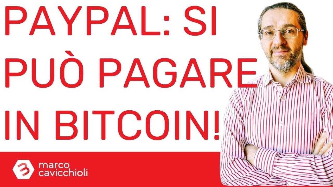 pagare bitcoin con paypal)