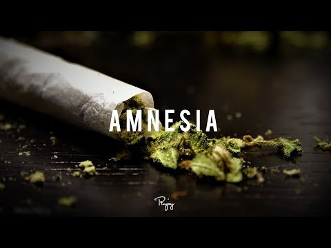 """Amnesia"" - Dark Calm Rap Beat 