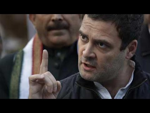 Rahul Gandhi : Modi made fun of me