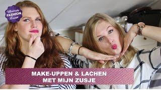 Lachen & Make-up doen met mijn zusje Thumbnail
