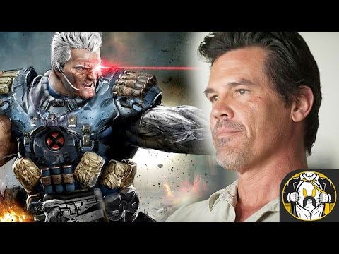 Josh Brolin CONFIRMED as Cable for Deadpool 2