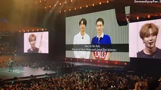 180915 Taemin With Minho Key I Want You Akbs Music Bank Berlin Germany