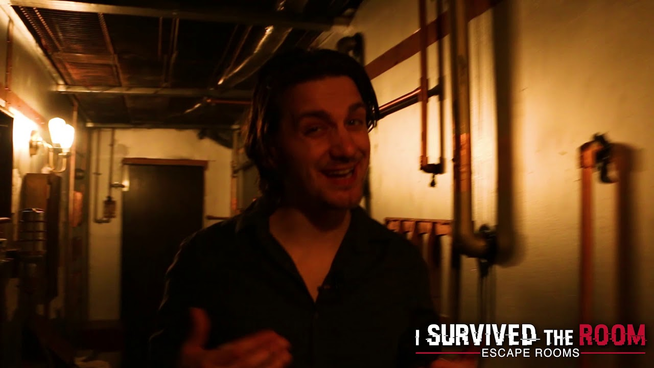 FAQs | I SURVIVED THE ROOM