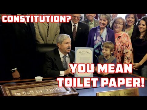 Constitution? You Mean Toilet Paper!