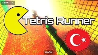 Türk Yapımı Oyun: Tetris Runner İncelemesi