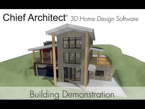 Chief Architect X9 Building Webinar