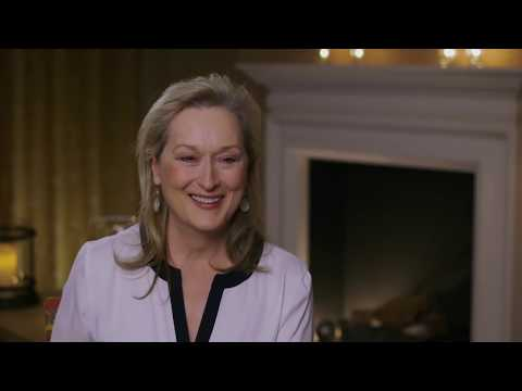 MAMMA MIA! 2 Here We Go Again Meryl Streep On Set Interview
