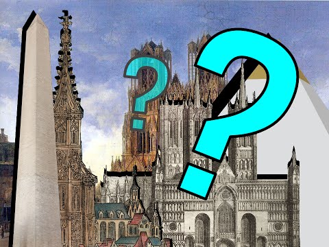 What Structures Were Once the Tallest on Earth?