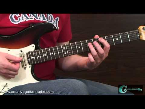 GUITAR THEORY - Unlocking the Guitar Neck Positions