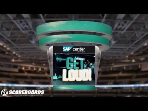 SAP Center - Get Loud