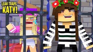 EVIL Little Leah KIDNAPS HER BEST FRIEND... Minecraft