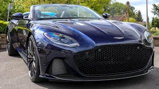 Aston Martin DBS Volante Videos