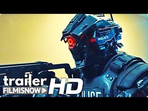 CODE 8 (2019) Teaser Trailer   Sci-Fi Action Movie