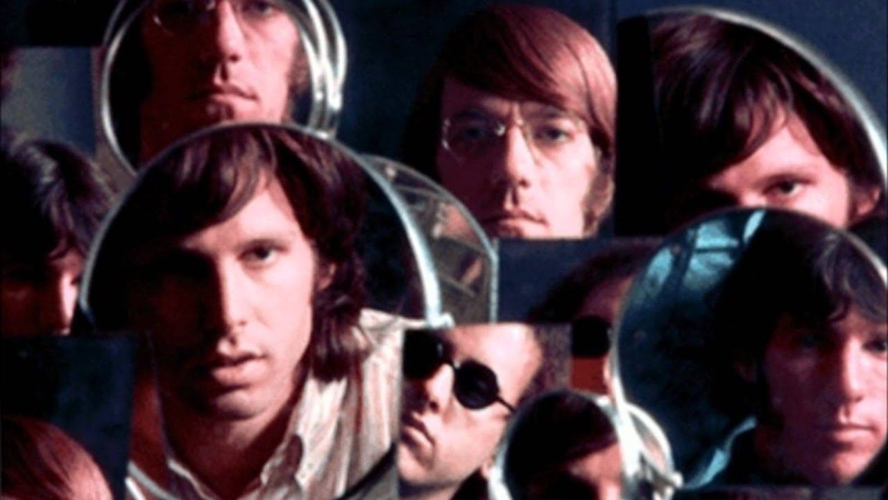 The Doors Riders On The Storm Short Version Youtube