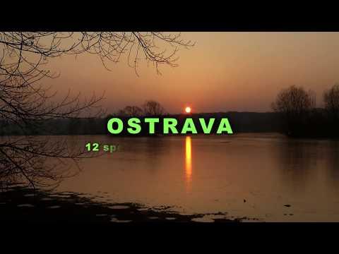 Ostrava - Specially Protected Areas - EN