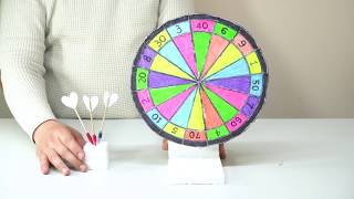 Wonderful Idea How to make Darts at home