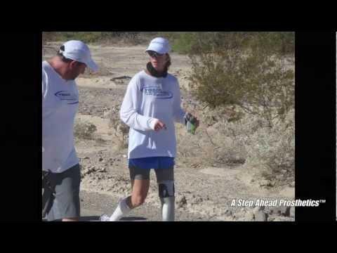 A Step Ahead at the Badwater Ultramarathon 2012