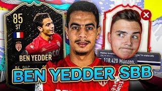 FIFA 20: BEN YEDDER IF SQUAD BUILDER BATTLE🔥🔥😱