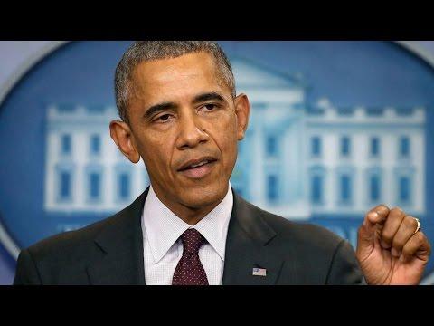 President Obama On Umpqua Mass Shooting