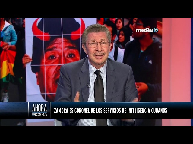 """Bolivia intervenida por """"El Gallo"""" Rafael Zamora, Embajador cubano que dirige a Evo Morales"""