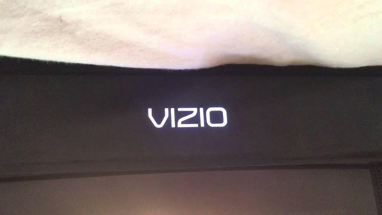 vizio xvt553sv light flashing youtube. Black Bedroom Furniture Sets. Home Design Ideas