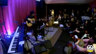 Release Sessions / Lu Silver & String band LIVE @ GO DOWN STUDIO - 25 March 2015