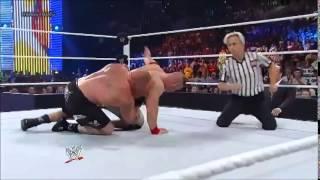 Brock Lesnars 15 German Suplexes of Destruction
