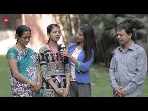 First RAIT International Scholarship Interview