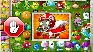 TOP 10 Plants vs Zombies 2 Strategy for Multiplayer Battlez All Plants Power UP vs All Star Zombie