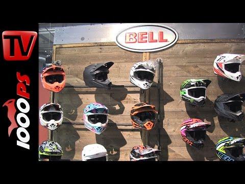 Bell Neuheiten 2016 | Moto-9 Flex, Bullitt, Pro Star